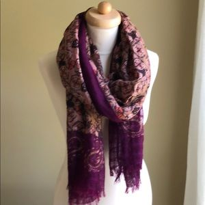 Nordstrom Wool Scarf/Wrap